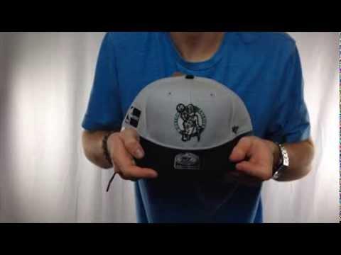 6ae48005b84dc Celtics HWC  SATCHEL SNAPBACK  Adjustable Hat by Twins 47 Brand ...