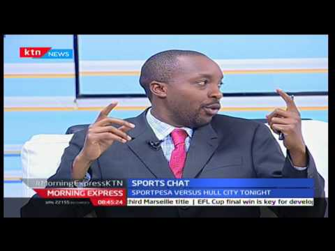 Morning Express - 27th February 2017 - [SPORTS CHAT] - Kenya prepares for 2018 CHAN