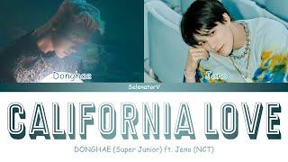 Super Junior (Donghae) (ft. Jeno of NCT) (슈퍼주니어 (동해) (ft. 제노…