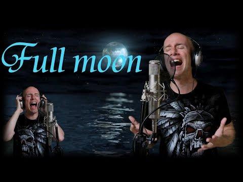 Sonata Arctica - Full moon (vocal cover)