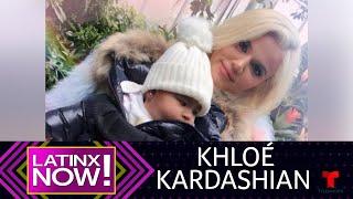 Khloé Kardashian felicitó a su hija True con esta foto | Latinx Now!