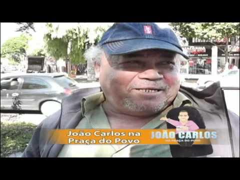 JOÃO CARLOS NA PRAÇA DO POVO EXIBIDO EM 28/06/2012