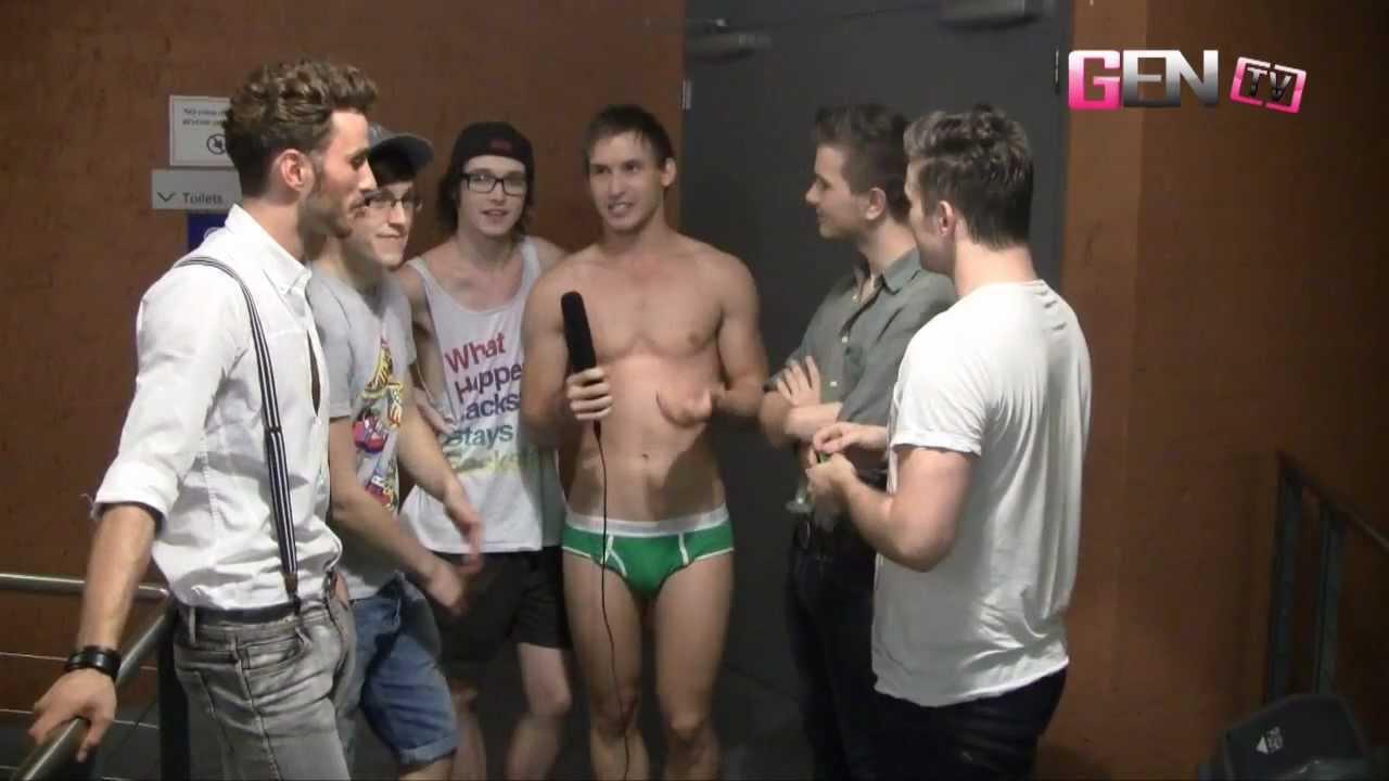 Naked Boys Singing - Newcastle, Australia 21 April 2012 -9890