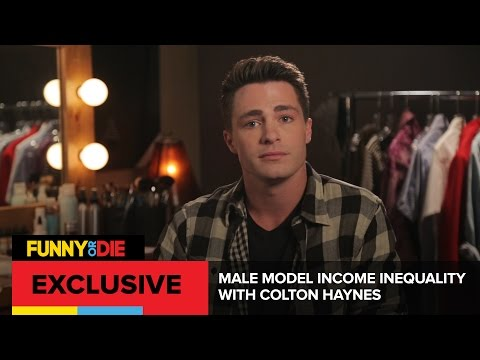 Male Model Income Inequality with Colton Haynes