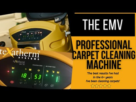 The UK'S Top Professional Carpet Cleaning Machine (2020)