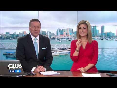 News anchor sets off Amazon Alexa device in San Diego