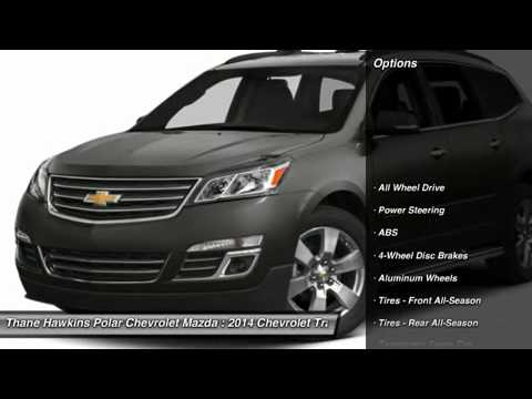 2014 chevrolet traverse white bear lake mn 44533 youtube. Black Bedroom Furniture Sets. Home Design Ideas