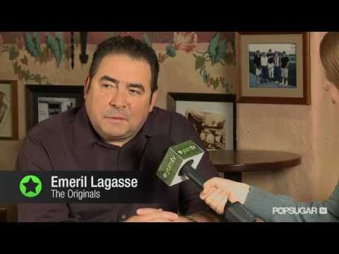 Emeril Lagasse on His New , The Originals!