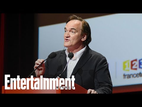 Quentin Tarantino Clarifies Speculation About Next Movie | News Flash | Entertainment Weekly