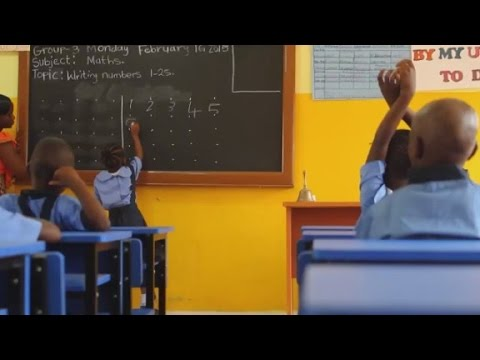 Liberia schools reopened as Ebola threat lowers