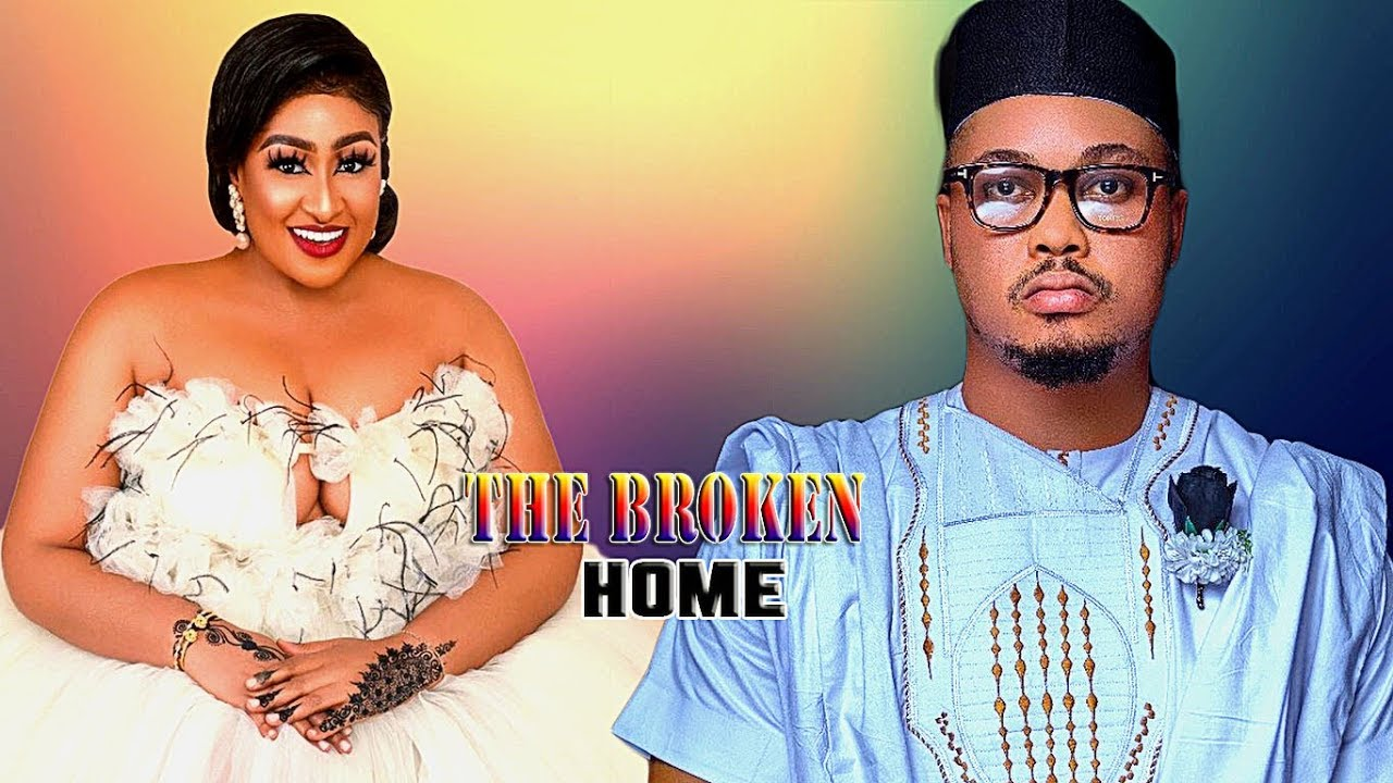 Download THE BROKEN HOME  - (New Movie) 2019 Latest Nigerian Nollywood Movie Full HD