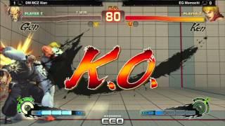CEO2013: SSF4: AE Ver. 2012 - Xian vs Momochi - Winners Finals