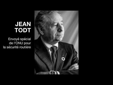 SDG Studio UN Geneva - ODD 3 & 11 - Jean Todt