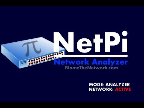 NetPi Turns Your Raspberry Pi Into a Network Analyzer Tool