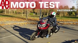 MV AGUSTA TURISMO VELOCE LUSSO : TEST DRIVE