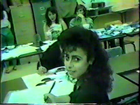 Huntington Park Class Of 1989 Footage Part 1.mpg