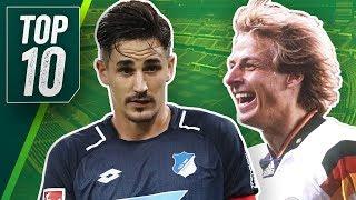 Die 10 Vater-Sohn-Familiengeschichten der Bundesliga! Onefootball