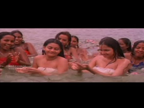Evergreen Film Song | Alliyaambal Poove [F] | Dada Sahib | Malayalam Film Song