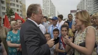Депутат С.П. Обухов в прямом эфире Радио Дача: «В законопроект под названием «Не укради»