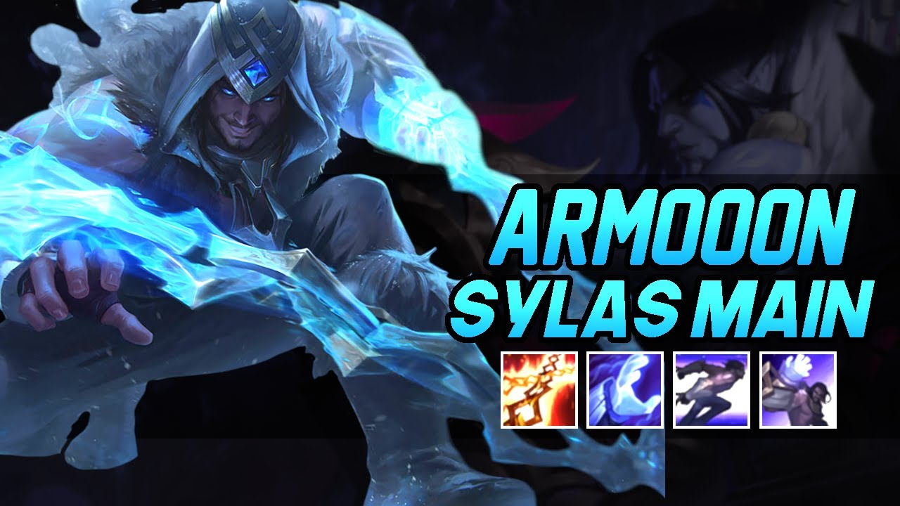 "Armooon ""Sylas Main"" Montage | Best Sylas Plays"