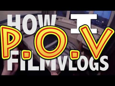 POV DAY IN THE LIFE OF A TEEN VLOGGER