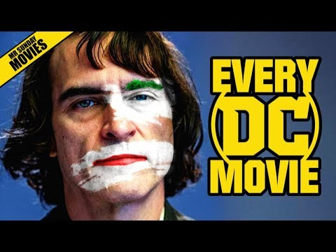 Every DC Movie In Development