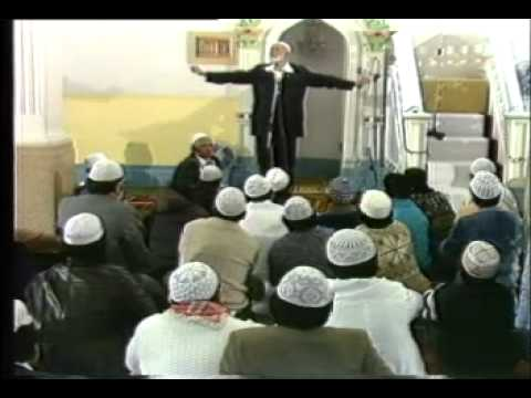 Justice and Equality in Islam by Ahmed Deedat Rare speech for Muslims