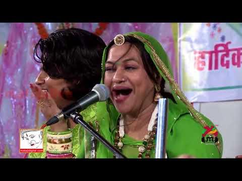 हथेली में दिवलो तेरस वाली रात ! आशा वैष्णव | Asha vaishnav | Barmer Live !!
