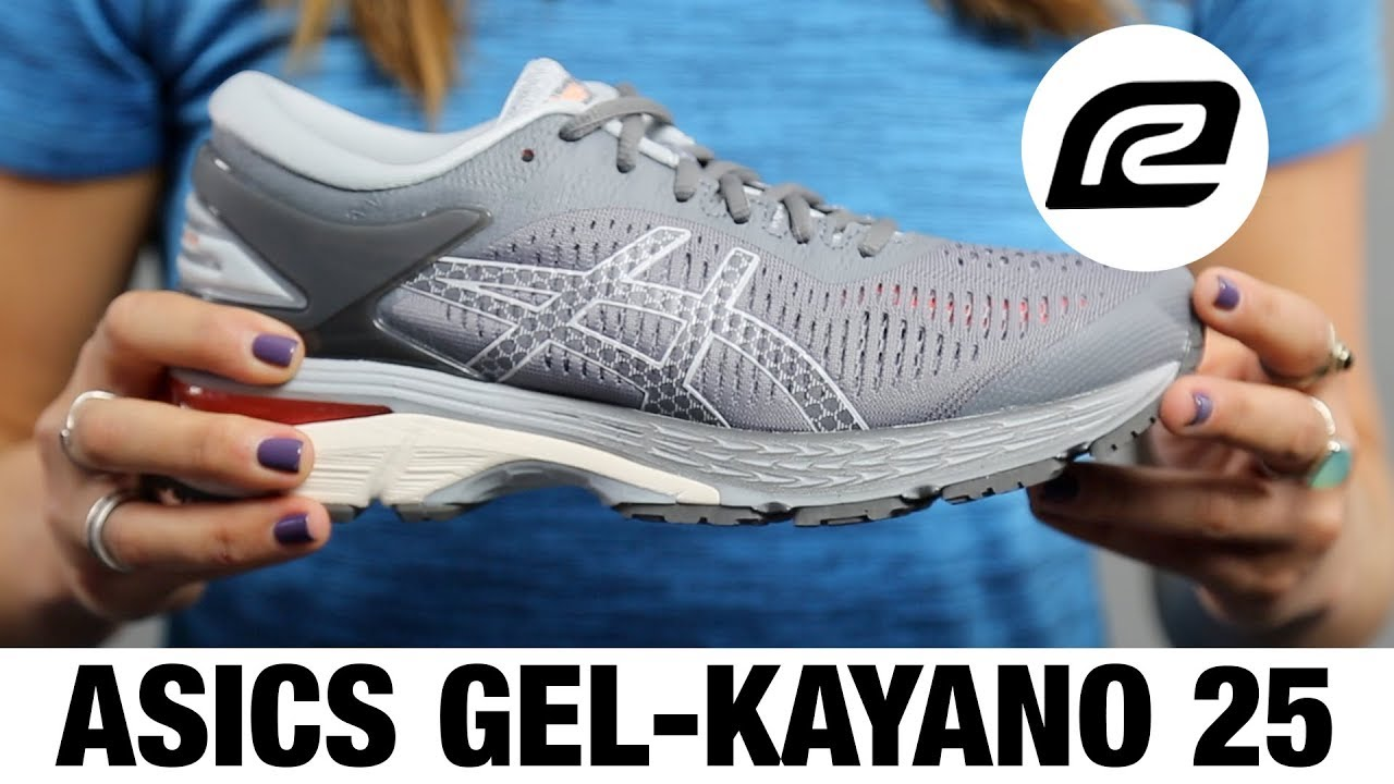 Women's ASICS Gel-Kayano 25 | Fit Expert Review
