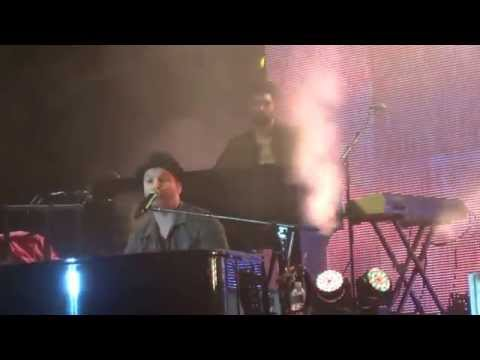 Gavin DeGraw - Chariot (Live) @ Summer Stage Central Park NYC 8.13.14