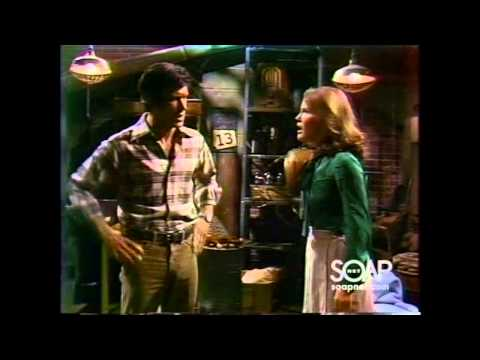 Ryan's Hope November 1977 - Jack and Mary in the Basement