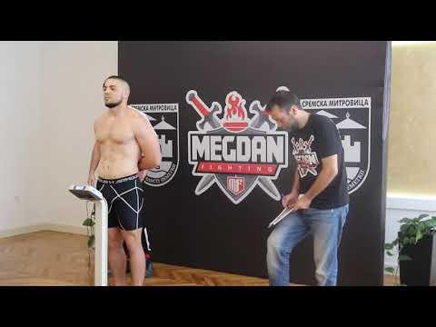 Kompletno merenje za Megdan 5