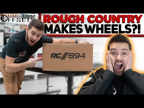 Rough Country Makes Wheels?!