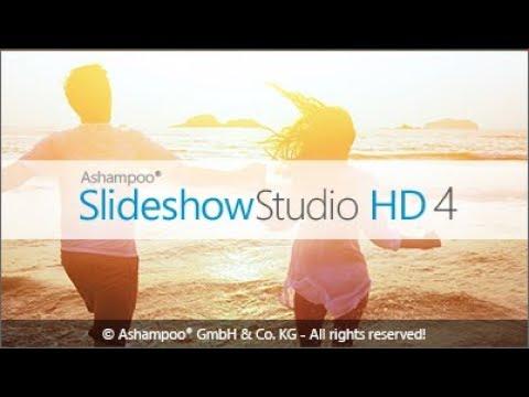 ashampoo slideshow studio hd 4 crackeado