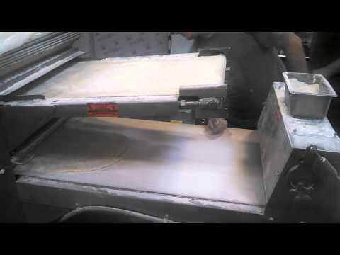 Donut Sheeter