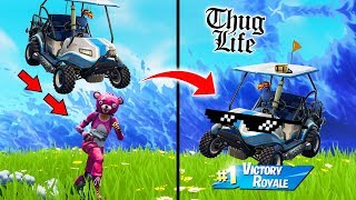 TRY NOT TO LAUGH | FUNNIEST MOMENTS & FAILS & GLITCH FORTNITE