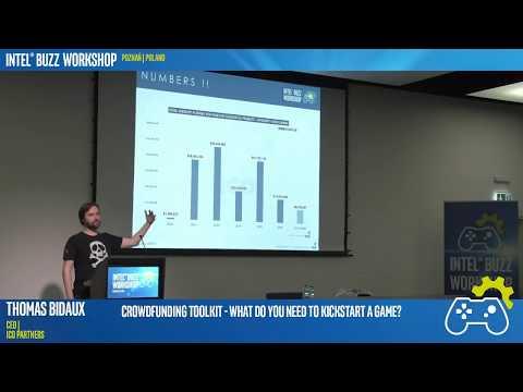 Crowdfunding Toolkit: What do you need to Kickstart a Game?   Intel® Buzz Workshop Poznań 2017