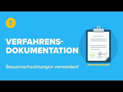 DCP im Dialog: Verfahrensdokumentation nach GoBD