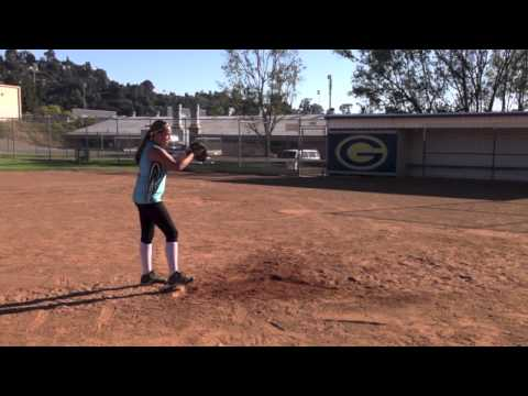 Micela Pitching Skills Video