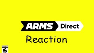 Arms Direct Reaction 5-17/2017