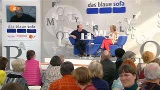 Buchmesse: Peter Wawerzinek auf dem blauen Sofa [ZDF, Buchmesse, HD, Doku, 2014. deutsch]