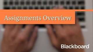 Assignments Overview (Student) thumbnail