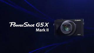 캐논 파워샷 PowerShot G5 X Mark II …