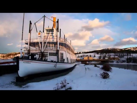 Explore TV Canada - The sights and scenes around Whitehorse