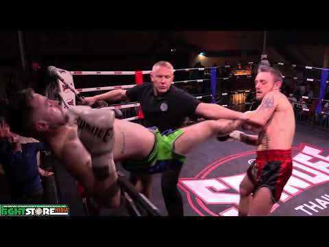 Paul Burns vs Eugene Tingala - Siam Warriors Superfights: Sheehan v Sitmonchai