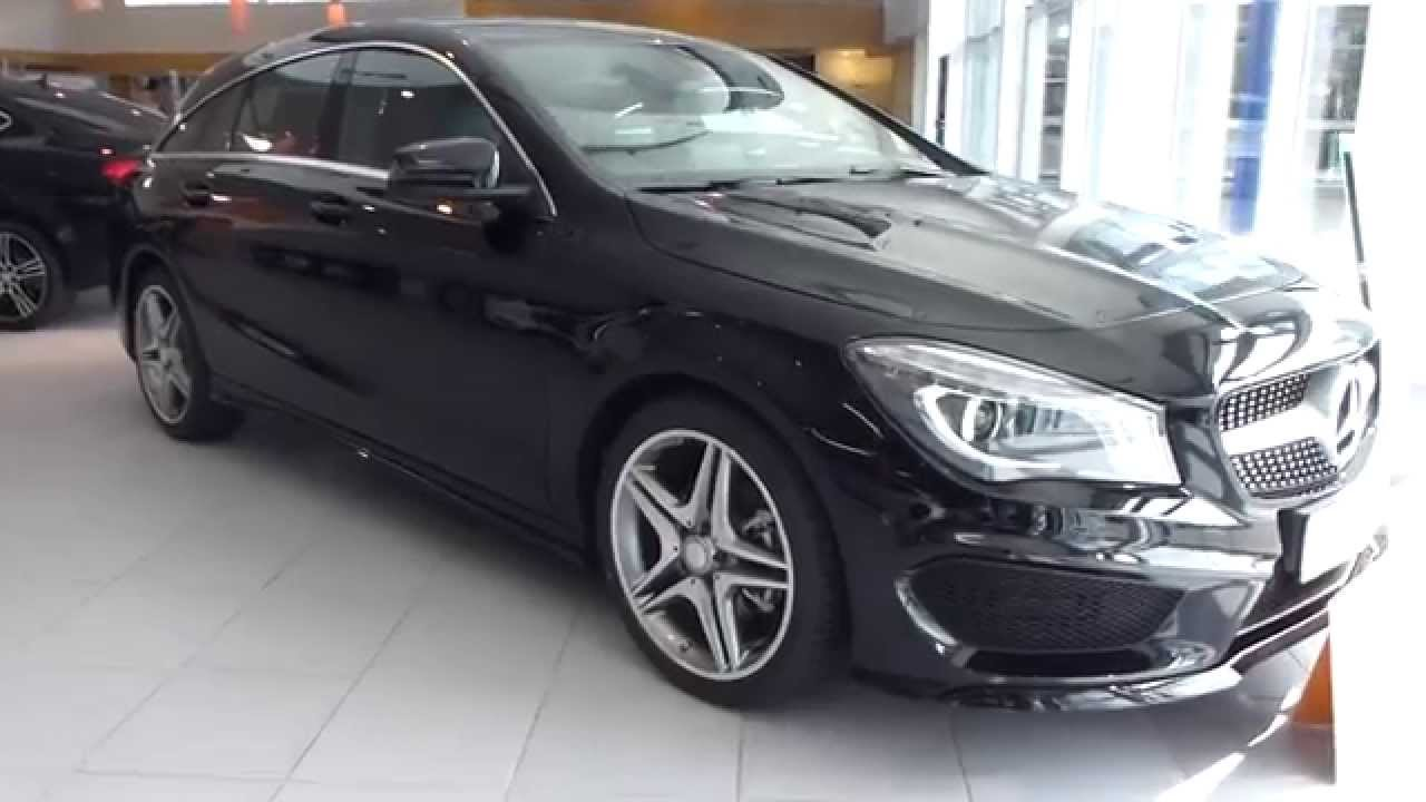 2015 mercedes cla 180 39 39 shooting brake 39 39 exterior. Black Bedroom Furniture Sets. Home Design Ideas