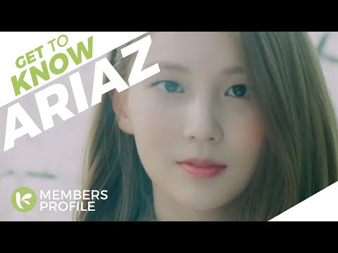 ARIAZ (아리아즈) Members Profile (Birth Names, Birth Dates, Positions etc..) [Get To Know K-Pop]