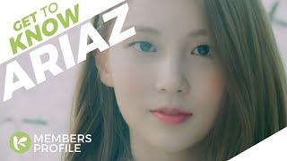 ARIAZ (아리아즈) Members Profile (Birth Names, Birth Dates, Positions etc..) [Get To Know K-Pop] YouTube Videos