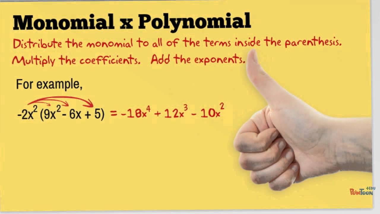 worksheet Multiplying Monomials Duliziyou Worksheets for – Multiplying Polynomials by Monomials Worksheet