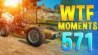 PUBG WTF Funny Daily Moments Highlights Ep 571